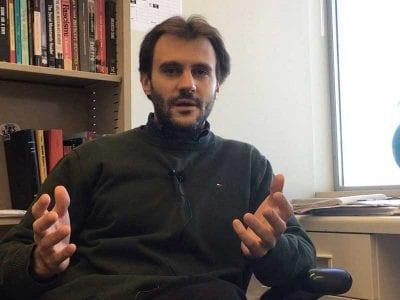 Danilo Mandić, profesor na Hardvardu