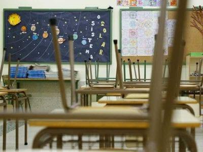 Učionica bez đaka