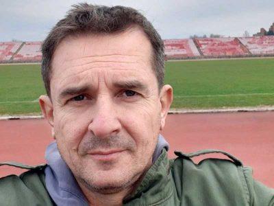 Nastavnik fizičkog Branko Krsmanović